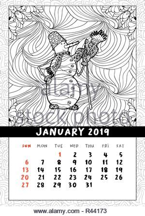 vector  calendar  january  simple clean table style  goals    list box