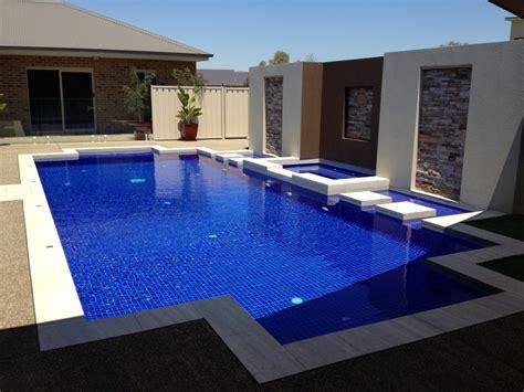 aquazone pools inground swimming pools gallery