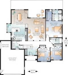 Ranch Floor Plans With Bonus Room by Airy Florida Style Ranch 21649dr 1st Floor Master