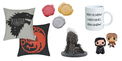 game of thrones gifts best game of thrones merchandise in 2018 18 cool game