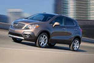 2014 Buick Suv 2014 Buick Encore Three Quarters View 4 Photo 13