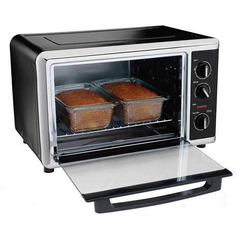 Rotisserie Countertop by Hamilton Countertop Oven Black 31105