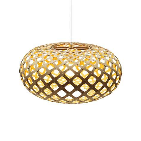 lustre en bambou le en bois kina cr 233 ation david trubridge nouvelle z 233 lande achat suspension lustre et