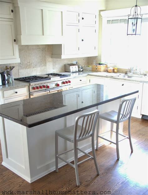 Marshalls Kitchen by Marshall House Matters Reveal Kitchen Island Painted