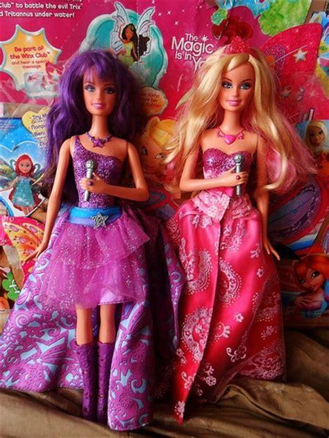 film barbie zaczarowane baletki świat lalek z film 211 w o barbi barbiezfilmowobarbie