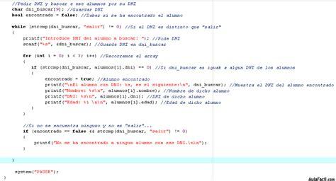 comparar dos cadenas en c strcmp soluci 243 n ejercicio lenguaje de programaci 243 n c