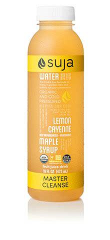 Suja Essentials Detox by Suja Master Cleanse Suja Classic Juice