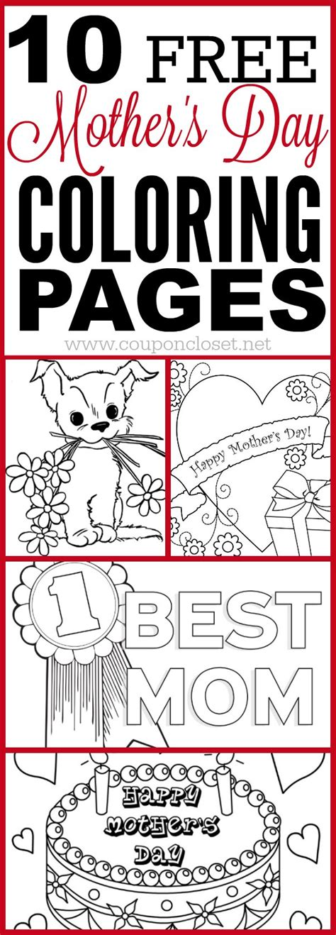 You Are My Sunshine Decorations 10 Free Mother S Day Coloring Pages Coupon Closet