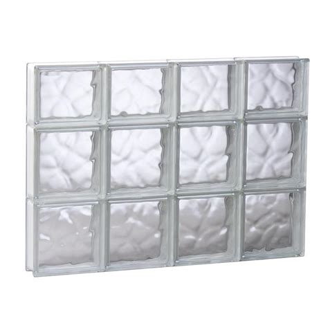 window glass glass block windows lowes