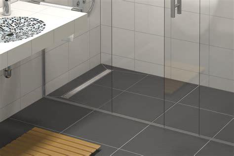 bodengleiche dusche mit rinne elements tub line 174 220 bersicht linienentw 228 sserung