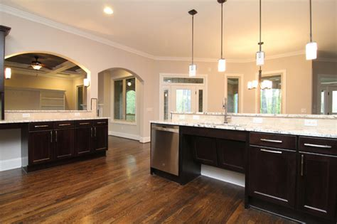 Handicap Accessible Kitchen Cabinets Handicapped Accessible Kitchen Traditional Kitchen Raleigh By Stanton Homes