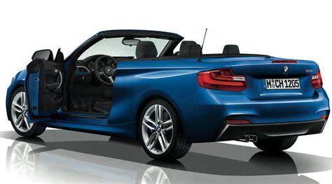 Bmw 2er Cabrio by Bmw 2er Cabrio M Sportpaket Erste Bilder Infos Und Preise
