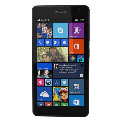 Microsoft Lumia Dual microsoft lumia 535 dual negro libre pccomponentes