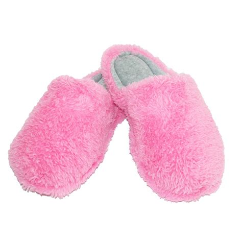 fluffy house shoes womens terry fluffy clog slipper by dearfoams slippers women s slippers at