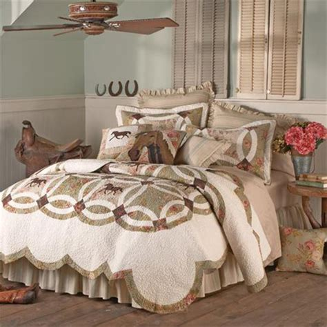 horse themed comforter sets stede western horse themed bedding by victor mill