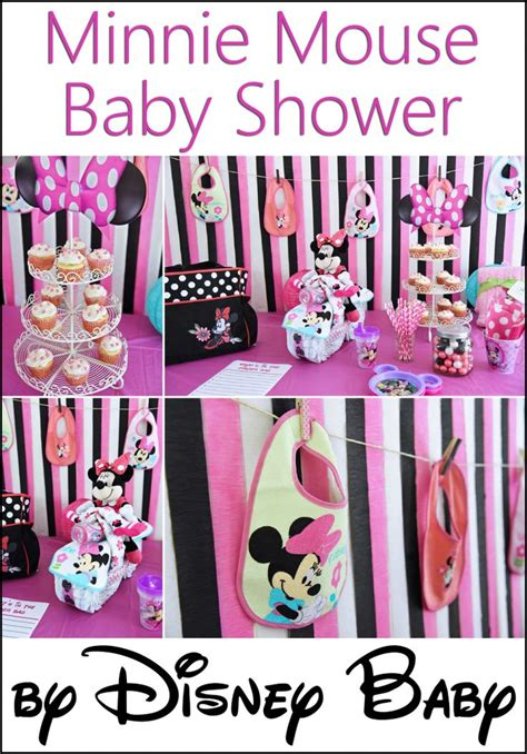 minnie mouse baby shower  disney baby minnie mouse baby shower  disney babies