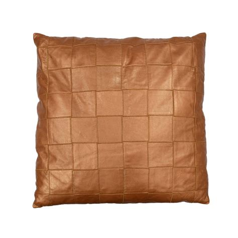 Leather Pillows For Sale by Soft Leather Patch Pillow Taxidermy Mounts For Sale And