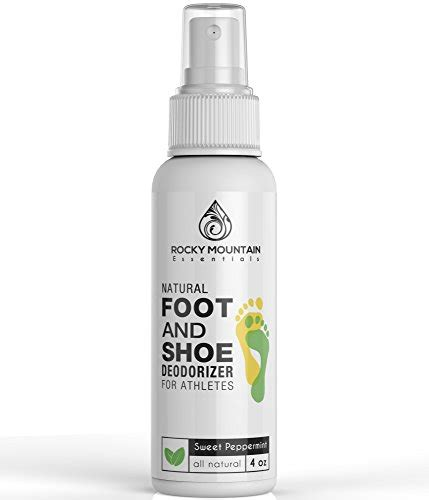 shoe odor spray shoes foot deodorizer spray non chemicals anti