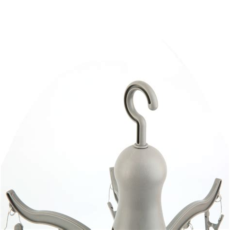 Octopus Drying Rack by Hanging Dryer With 16 Laundry Clothes Hanger Octopus