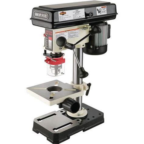 best bench drill press shop fox drill press