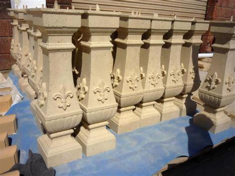 concrete baluster molds candlestick joy studio design