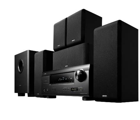 black friday denon dht 391xp 5 1 channel home theater