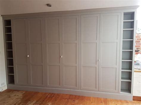 bespoke wardrobes lockley carpentry