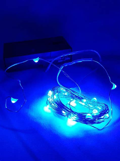 battery fairy lights walmart picnic kingdom led fairy lights 13 ft string lights