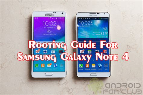 how to root the samsung galaxy note 4 international how to root samsung galaxy note 4 in three ways