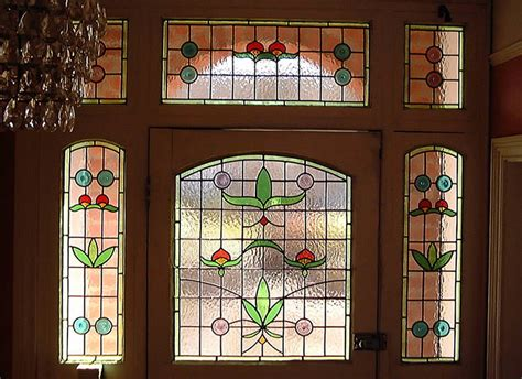 Stained Glass Designs For Doors Home Entrance Door Exterior Entry Door