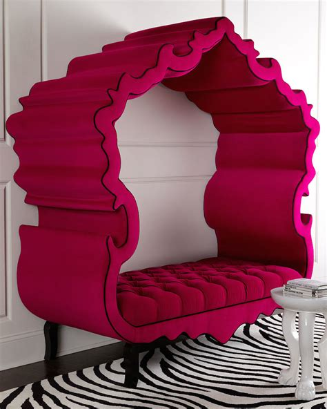Haute House by Luxury Lust Haute House Thebes Bench
