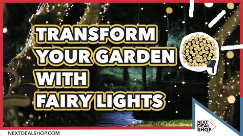 next deal shop solar lights transform your garden with solar fairy lights next deal
