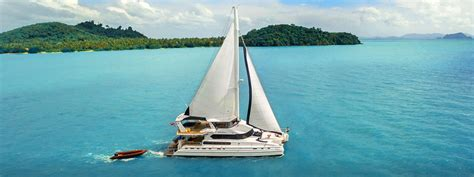 catamaran yacht phuket 70ft sailing catamaran phuket luxury yacht charter thailand