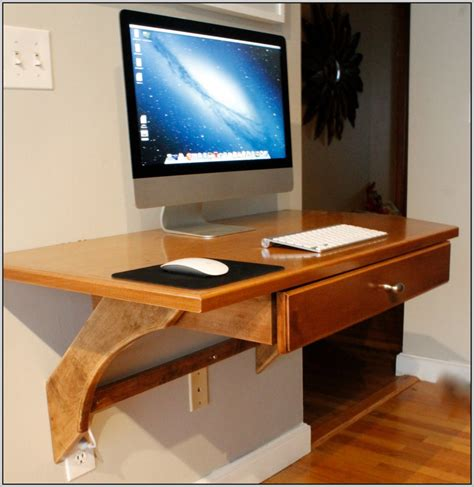 small wall mounted desk wall mounted computer desk ikea desk home design ideas