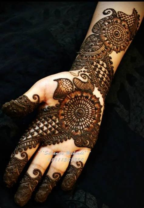 15 Modern Arabic Mehndi Designs For Hands 2013 Zuri Arabic Designs For
