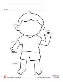 body parts worksheet abitlikethis