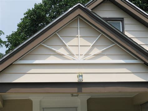house gable designs weekend project how to add architectural design to a roof gable hgtv