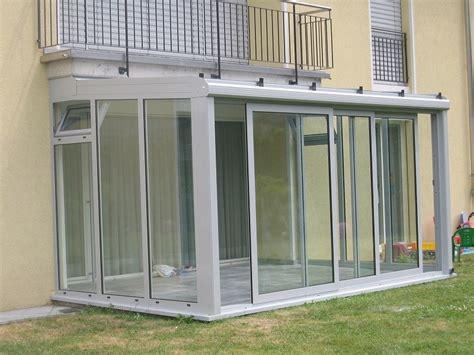 verande alluminio veranda in alluminio e vetro veranda frubau
