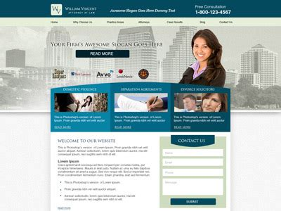 Lawyer Website Template Wordpress Law Firm Template Top 5 Lawyer Law Firm Attorney Advocate Attorney Website Templates