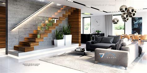 moderne interni design interni moderne salotto con caminetto e