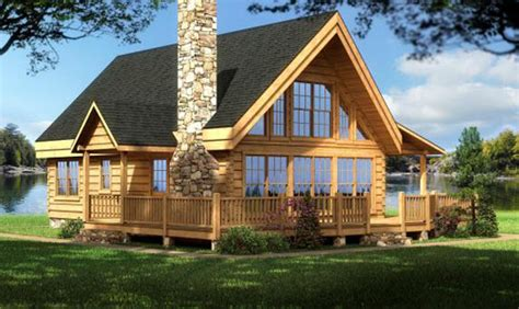 Floor Plans Under 1000 Square Feet Log Home Plans Cabin Designs From Smoky Mountain