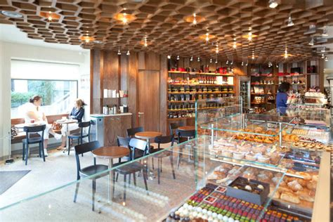 Patisserie Interior by Architectural Design Ideas For Store Haas