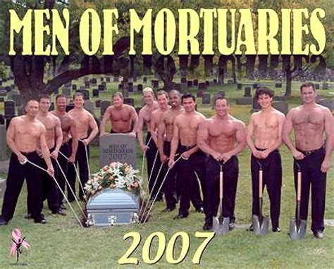 Of Mortuaries Calendar by Ty Treadway Rinna And Calendar Hunks One Of These