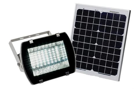 Solar Panel Flood Lights Solar Panel Basics And Types Of Solar Panels Used In Flood