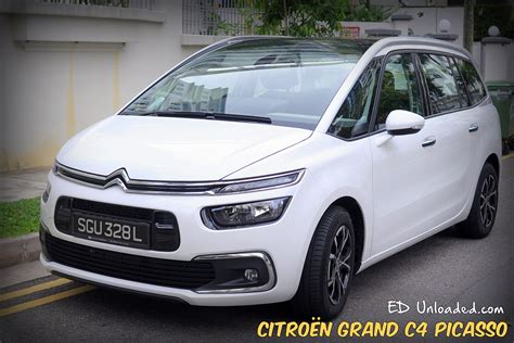 Citroen Grand Picasso by Citro 235 N Grand C4 Picasso Review Ed Unloaded