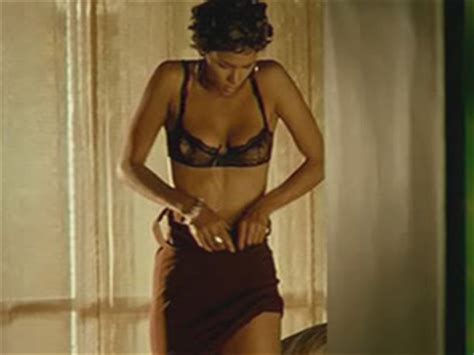 Halle Berry Finally Gets by Halle Berry And