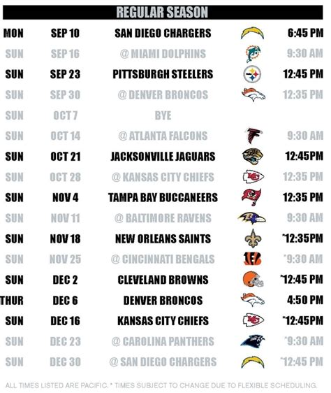 printable raiders schedule 2015 oakland raiders 2015 schedule wallpaper wallpapersafari