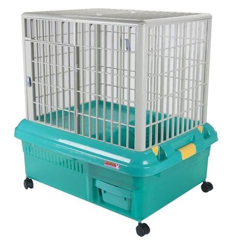 Plastic Rabbit Hutch abc pet plaza plastic rabbit cage rp 750 green
