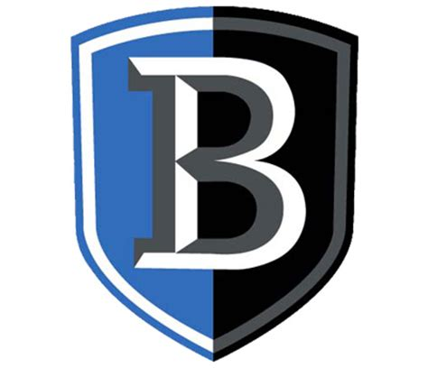 bentley university athletics logo bentley