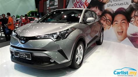 my nearest toyota dealership 2018 toyota c hr previewed in malaysia auto